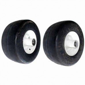 Wheel for mower SCAG - 13 x 650 x 6. Replaces origine: 482504