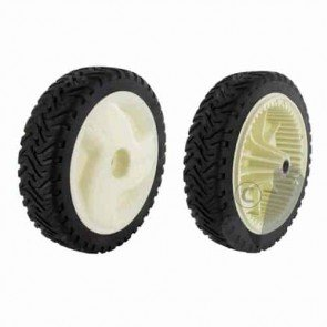 """Traction wheel for TORO Ø205mm, width 50mm for axle of 12mm, 53 teeth. Replaces original 105-1815 for machines 22"""" Recycler, 20001, 20003, 20005, 20007, 20012, 20016, 20019, 20064, 20065, 20069, 20071, 20072, 20072A, 20086, 20087, 20094, 20110, 20111."""