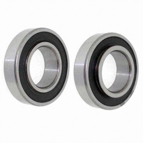 Bearing for ARIENS, JOHN DEERE - Ø int: 28,68mm - Ø ext: 55,42mm. Replaces original: AM122105, 54177