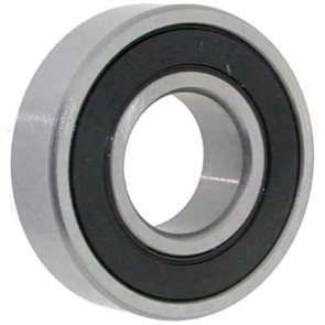 Bearing for SCAG. Ø int: 25, Ø ext: 61,91, width: 16,67mm. Replaces original: 48101.