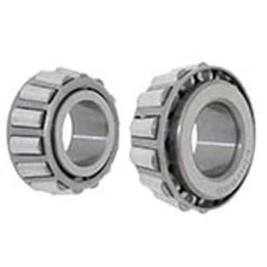 Conical roller bearing for ARIENS, GILSON, SNAPPER, TORO / WHEEL HORSE. Ø int: 19,05mm, Ø ext: 45,25mm, Width: 16,67mm. Replaces original: 54045 & 54055, 1185275, 1044 & 1140, 12931, 254-78 & 254-79.