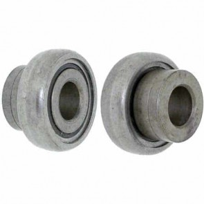 Bearing rear axle for TORO / WHEEL HORSE lawn tractors with rear engine. Ø int: 19,05, Ø ext: 52, Width: 26,98mm. Replaces original: 47-1490.