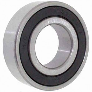 Wheel bearing for TORO / WHEEL HORSE and SNAPPER - Width: 15mm, Ø int: 25mm, Ø ext: 52mm. Replaces original: 113514, 18767