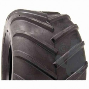 Tyre profile: agriculture - 4 PLY for lawn tractors - Dimensions: 16 x 650- 8 - (Mounting with inner tube)