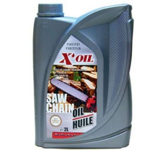 Saw chain oil X'OIL - Contents 2 liter