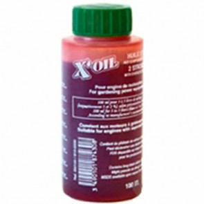 Special semi-synthetic 2-stroke oil - Dose of 100 ml for 5L