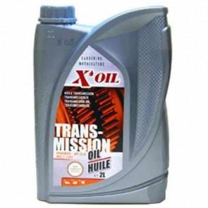 Gear oil X'OIL 80W90 . Contents 2 liter