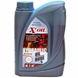 Hydraulic oil X'OIL HV ISO 46 - HLP46 - ZS46. Contents 1 liter