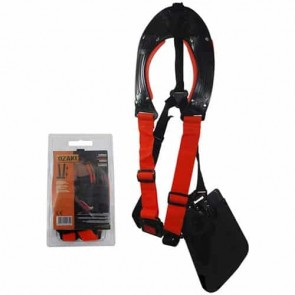 Safety harness Pro Comfort for left handed persons - adjustable strap - quick release system - large protection pad.