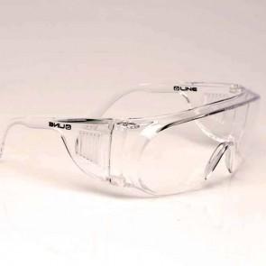 Safety glasses - professional model. Standard EN166F.