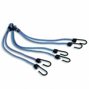 Bungee strap - 6 hooks - Ø: 8mm X 60cm .