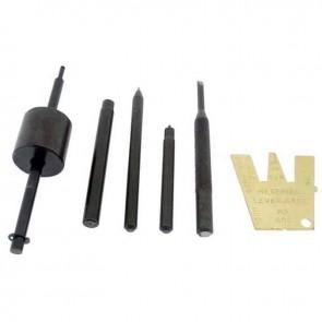 Adjustment tool kit for WALBRO carburators.