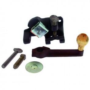 Valve rectifier with carbon steel blade