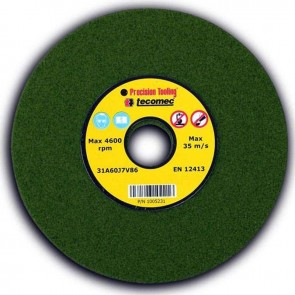 Grinding disc TECOMEC 145X22,2X4,7mm. SOFT quality.