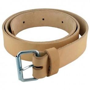Leather belt - L 122 cm