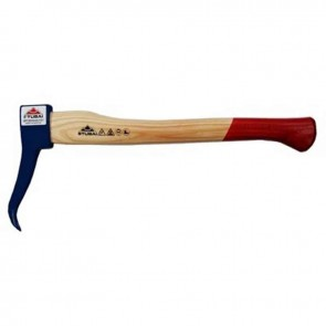 Pickaxe with wooden Handle. L 450 mm. Metal head : 650 g