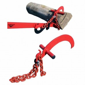 Chain 260 mm and felling hook for large diameter trunks. Fits levers 9307800 and 9307801.