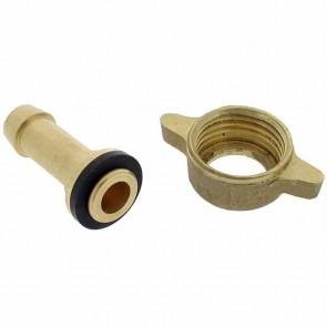 Hose attachment, connection for sprayer hose Ø 13 mm