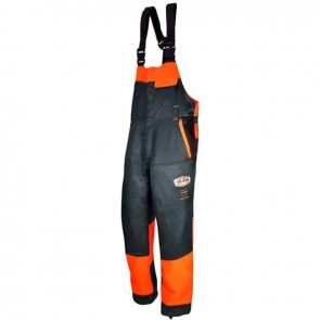 forestry overall - Multiple pockets - Standard CE EN38-5, Class 1, type A - Size XXL (54/56).
