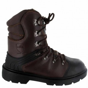 Leather forestry boots CE Class 1 - Size 41