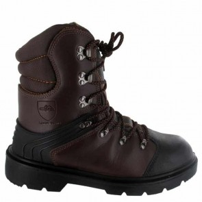 Leather forestry boots CE Class 1 - Size 42