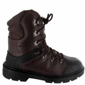 Leather forestry boots CE Class 1 - Size 43