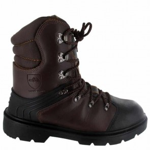 Leather forestry boots CE Class 1 - Size 44