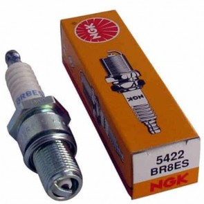 NGK BR8ES - Spark plug  - replaces CHAMPION: RN3C