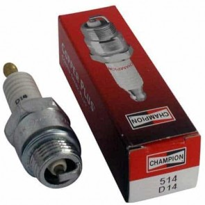 CHAMPION D14 - Spark plug - replaces NGK: AB6