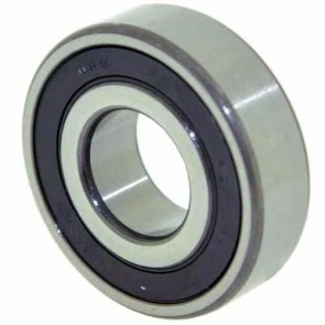 Bearing with rubber Gasket on both sides. Ø int: 30, Ø: ext.: 62, w: 16mm.
