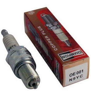 CHAMPION N9YC - Spark plug - replaces NGK: BP6ES - TASHIMA: 220-9877