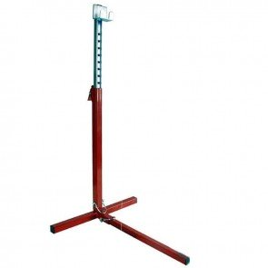 Mower lift, to be installed at the front of the mower, adjustable height. Max capacity: 100kg.