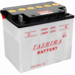 Battery 12V, 28A. L: 184, w: 124, H:175mm, + right for snowscooters . (acid not included).