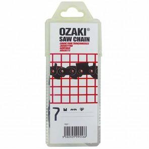 Chainsaw Chain OZAKI Semi-Pro - 3/8'' Lo Pro Semi-chisel - Links: 42 - Thickness: .043'' (1,1 mm)