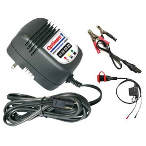 Optimate OM1 - Battery charger 12 V - 2 Ah to 50 Ah