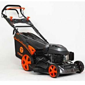 TREX G51 SHL-C - Tondeuse  à essence autotractée - châssis en acier - Coupe 51 cm - Mulching - éjection latérale