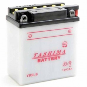 Battery 12V, 3A. L: 98, w: 56, H: 110mm, + right for scooter motorcycles. (acid not included).